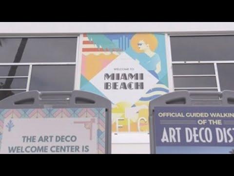 Miami Beach honra en un festival su legado de «art déco» tropical