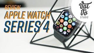 Đánh giá chi tiết Apple Watch Series 4