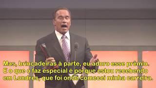 Arnold Schwarzenegger Motivacional Não aceite um não como resposta Motivação ao sucesso (NA ÍNTEGRA)