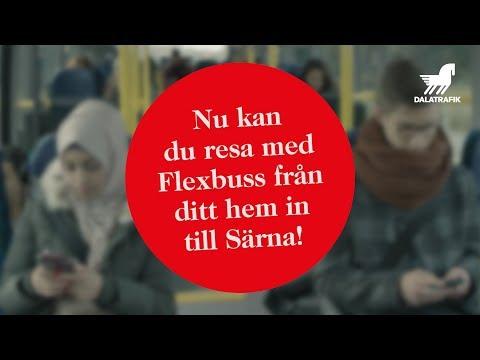 Flexbuss Särna