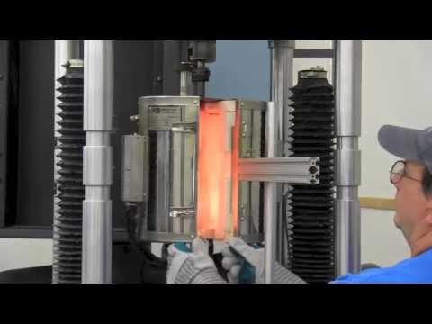 Elevated Temperature Tensile Testing (High Temperature Test)