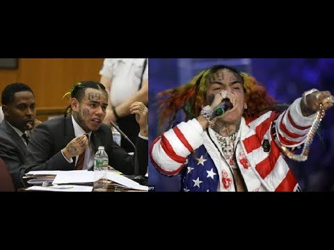 6ix9ine will be Transported to Court Tomorrow via Underground Tunnel to Testify against Kidnappers.