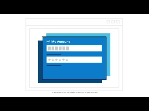 Completing your profile in SupportAssist for Home PCs