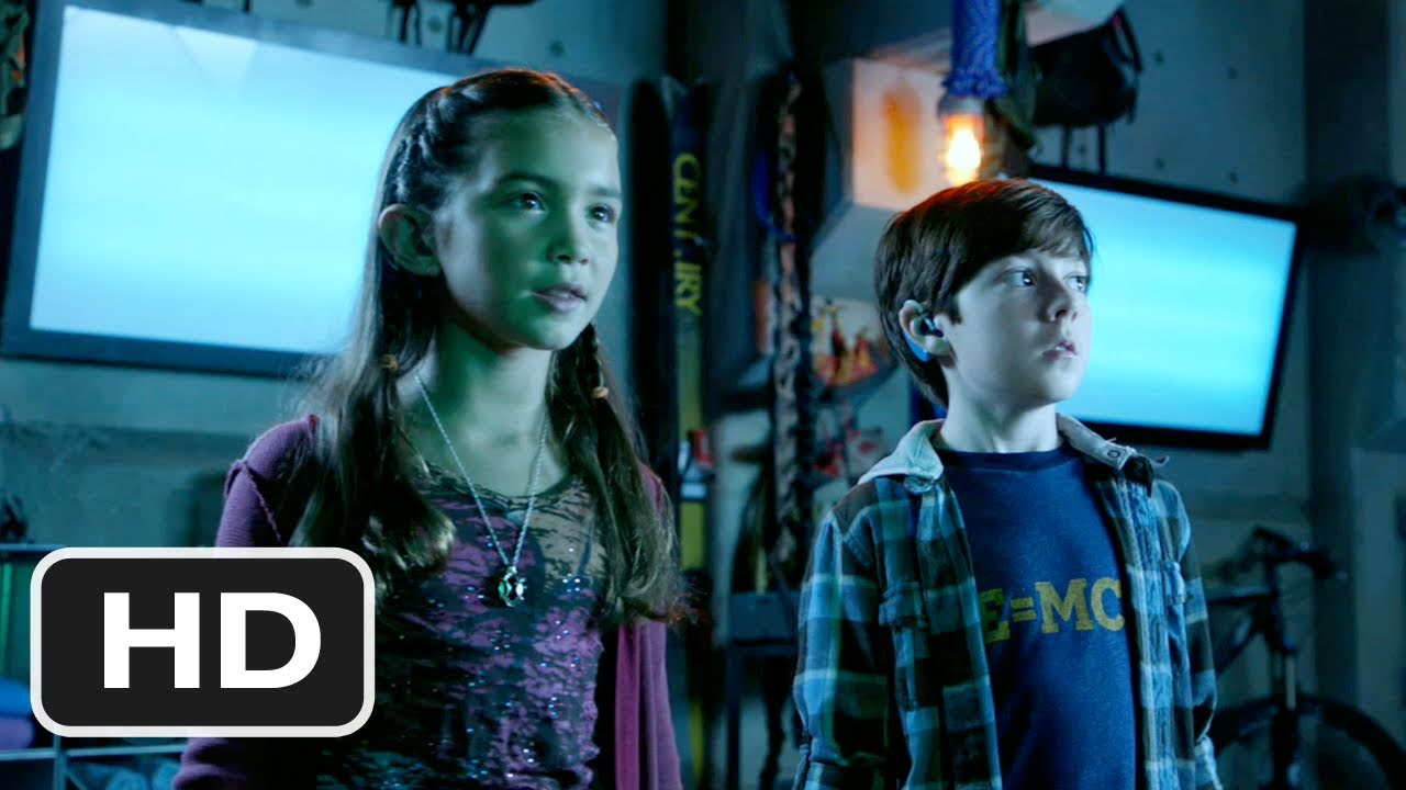 Spy Kids: All the Time In The World in 4D (2011) Official ...