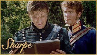Sharpe Finds Out About Aztecs | Sharpe