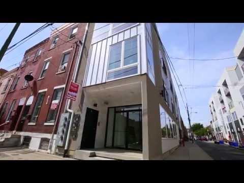 Gorgeous Passyunk Condo: HUGE Windows, Hardwoods, Parking