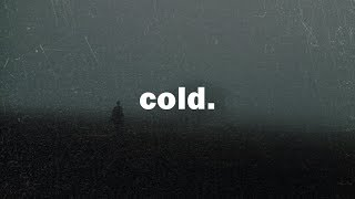 ''Cold'' - Sad Emotional Piano Storytelling Deep Rap Instrumental Beat 2019