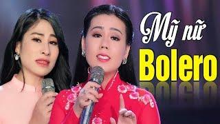 Nhạc Vàng Bolero Hay Hút Hồn - Mỹ Nữ hát Nhạc Vàng Bolero Hút Hồn Người Nghe