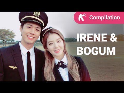 [ENGSUB] Irene & Bogum cute MC moments
