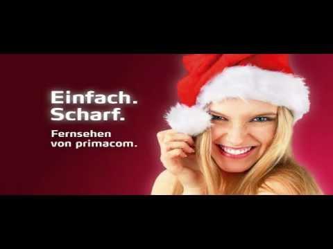 Das TV-Weihnachtsangebot von primacom -  Einfach.Scharf.