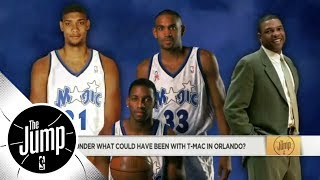 Grant Hill and Tracy McGrady talk what could have been on Magic with Tim Duncan | The Jump | ESPN