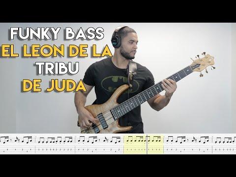 Funky Bass - El Leon De la Tribu de Juda