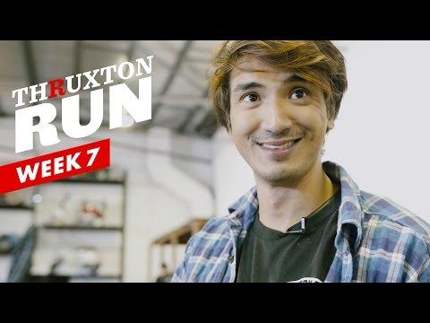 Thuxton Run: Week 7 (of a Thruxton R Build in 8 Weeks!)
