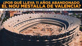 Nou Mestalla, El estadio eternamente en construcción HD 2020