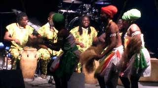 Tsooboi Ensemble - TSOOBOI ENSEMBLE @ ALLIANCE FRANCAISE ACCRA CLIP 1