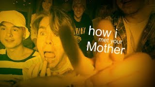 HOW I MET YOUR MOTHER | KIAN, JC, BOBBY, COREY, HARRISON & FRANNY