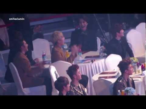 130131 EXO-K Sehun @ Seoul Music Awards 2013 서울가요대상 SMA