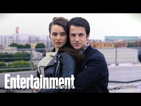 13 Reasons Why: Katherine & Dylan On Their Breakout Success | Cover Shoot | Entertainment Weekly