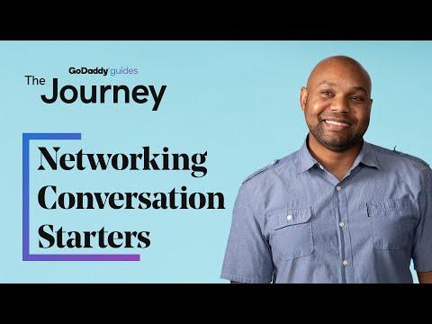 Top 5 Networking Conversation Starters