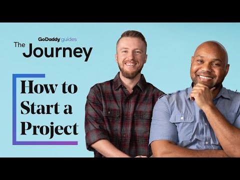 How to Start a Project - Getting Started With Getting Started