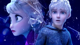 Elsa and Jack Frost - Faded