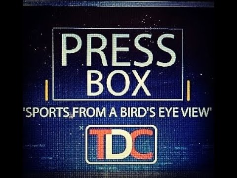 ", TDC – PRESS BOX W/ Former NHL Referee Kerry Fraser ""Gretzky Call' & My Custom Sports Chairs, Wheelchair Accessible Homes"