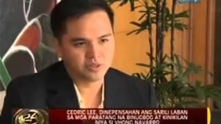 Cedric Lee Exclusive Interview Denise Millet Cornejo Interview