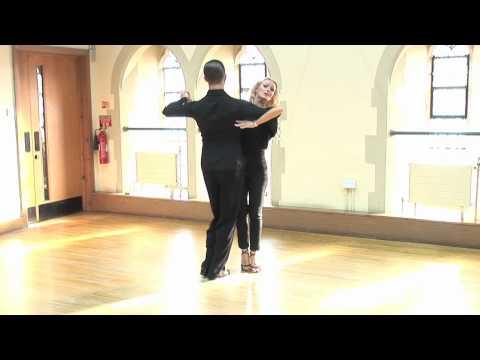 Izabela Dance - Tutorial 2 of 8 - Tango