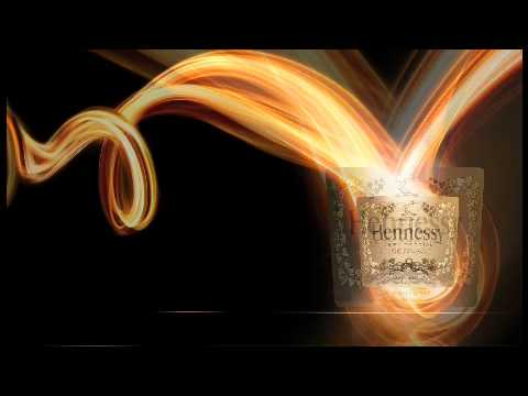 Hennessy Campaign shot only with Light Painting (Short Version)