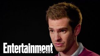 Andrew Garfield Discusses The Challenge Of Playing A Real Person In 'Breathe' | Entertainment Weekly
