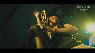 Too Many Zooz - Live at Green Theatre, Kyiv [22.08.2018] (multicam)
