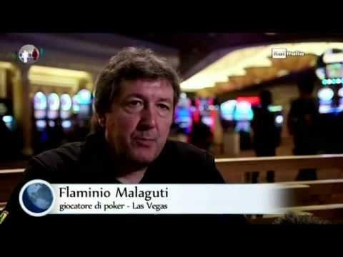 Flaminio Malaguti, player e imprenditore racconta il poker di Las Vegas alla Rai