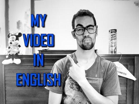 My video in English (legendado) - Male Au Pair