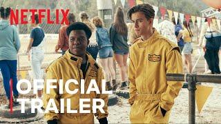GO KARTS 2020 Netflix Web SeriesTrailer