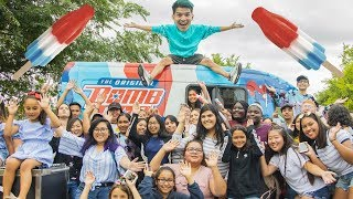 Surprised My Fans With ICE CREAM TRUCK!