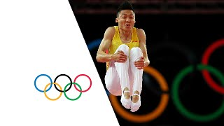 Dong Dong Wins Trampoline Gold | London 2012 Olympics