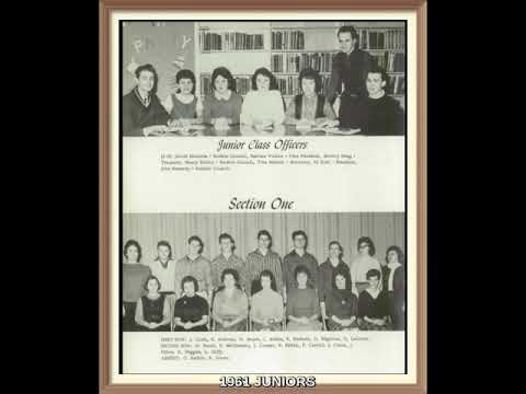 "Enjoy ""Montage"" of Senior Picture's from CCS Class of 1961"