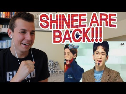 SHINee Funniest Moments Compilation 2017 REACTION!!!