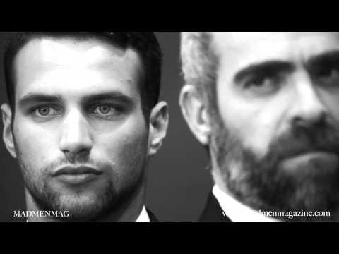 Luis Tosar y Jesús Castro para MADMENMAG