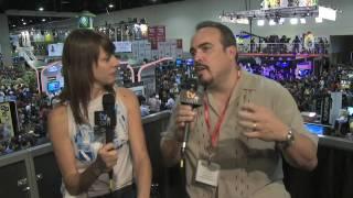 Comic-Con 2010 : David Zayas Interview