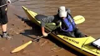 Aprender a navegar en kayak