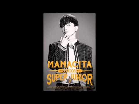 [MP3/DL] Super Junior 슈퍼주니어_MAMACITA(아야야)