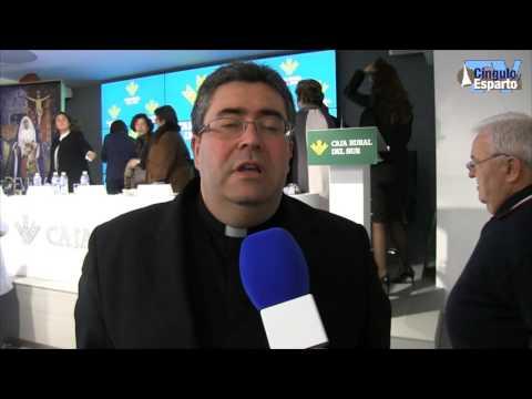 Declaraciones de Marcelino Manzano sobre el Cartel de la Semana Santa 2016