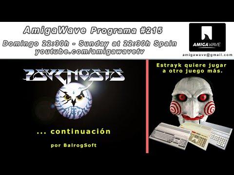 AmigaWave #215 - Historia de Psygnosis ( parte 2 ), el juego de la muerte de Estrayk.