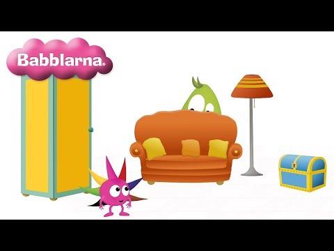 Kurragömma - Babblarna (Dadda & Diddi)