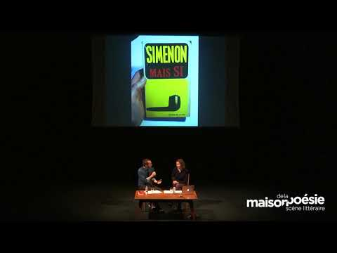 Vidéo de Georges Simenon