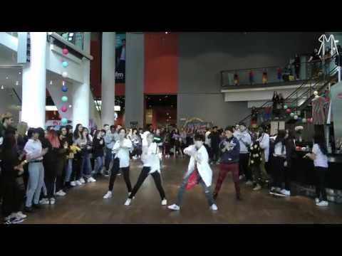 K-Pop Random Dance Game 2018 Frankfurt, Germany (Day 1)