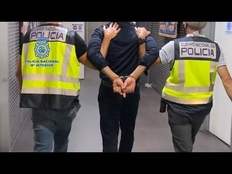 Detenido en Alicante el joven que agredió a un policía en un autobús de Zaragoza
