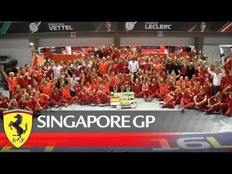 Singapore Grand Prix - Recap
