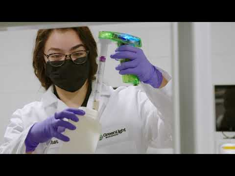 GreenLight opens Rochester RNA production facility